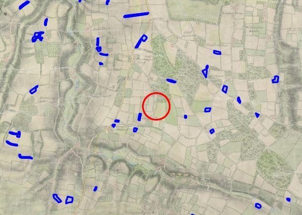 Map image for Historic Landscape Assessment